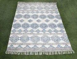 Handblock Printed Rug & Carpet