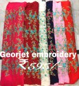 georget embroidery work