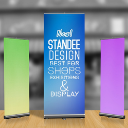 Standees Boards Printing Service