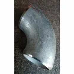 Polished Stainless Steel Elbow