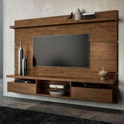 Sunny Overseas Modern Wooden Plain LCD Unit, For Hotel