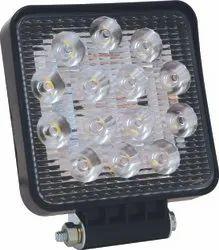 14 LED Square Bike Fog Light