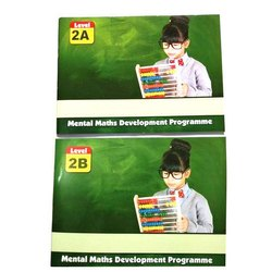 Level 2 Mental Maths Development Program Book