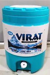 Viratblue Insulated Plastic Water Jugs, Model Name/Number: Virat, Capacity: 18 Liters