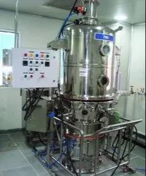 SS Fluid Bed Dryer