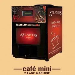 2 Lane Atlantis Cafe Mini Vending Machine