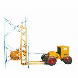 Angle Type Tower Hoist