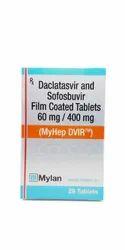 Myhep DVIR Sofosbuvir & Daclatasvir Tablet