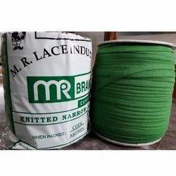 Green Elastic Strap Tape