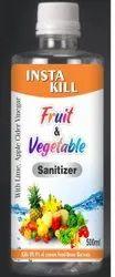 Fruit& Vegetable Sanitizer