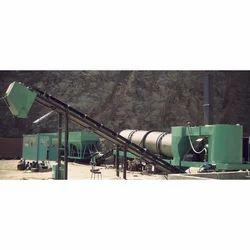 Drum Mix Asphalt Plant