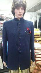 Dark Blue Jodhpuri Suit