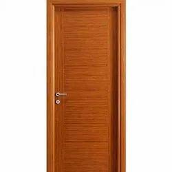 Solid PVC Hinged Door, Interior