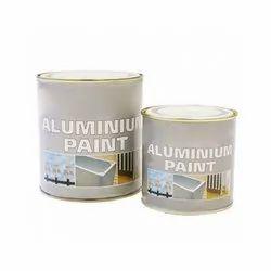 Synthetic Aluminum Paint