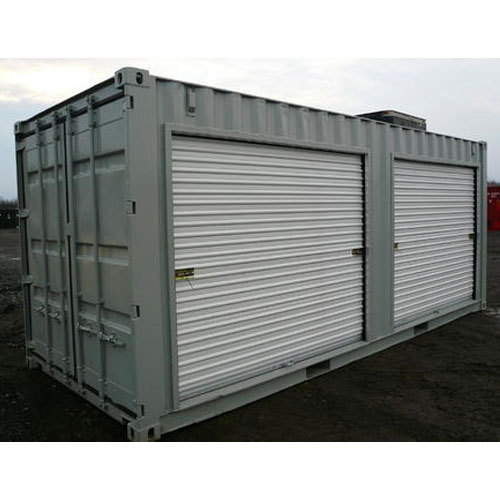 Stainless Steel Cargo Storage Container Capacity 1 10 Ton Rs