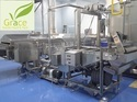 Batch Type Kurkure Production Line