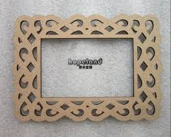 MDF Laser Cutting Services