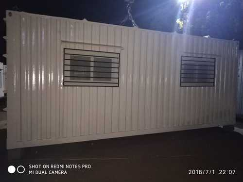 Portable Cabins Porta Cabin Manufacturer From Ahmedabad