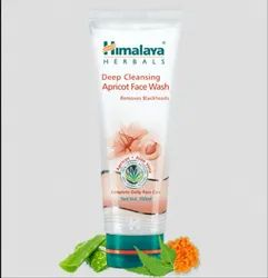 Himalaya Deep Cleansing Apricot Face Wash, Pack Size: 50ml &100ml