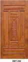 Ddt-15c Teak Wood Doors