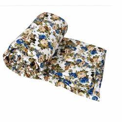 printed micro comforter