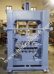 Vibro. Automatic Hollow Block Making Machine Plant