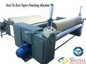 Reel To Reel Paper Punching Machine