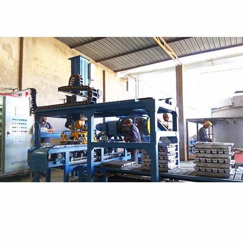 Fully Automatic Lead Ingot Casting Machine