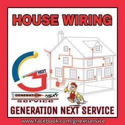 House / Flats Building Electrical Wiring Installation