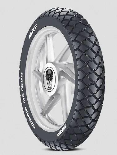 Mrf Black 110 90 19 Meteor Tt Tyre Rashi Tyres And Trades Id 18927376273