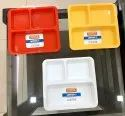 Plastic Canteen Tray For Restaurant