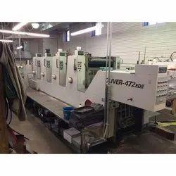 Oliver Sakurai 472 Offset Printing Machine