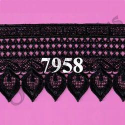 New Fashion Elegant Polyester Lace