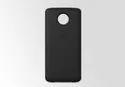 Black Motorola Moto Power Pack Mobile Cover
