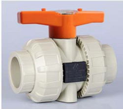 PP Imported Ball Valves