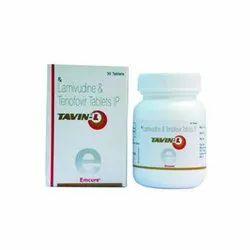 Lamivudine & Tenofovir Tablets IP