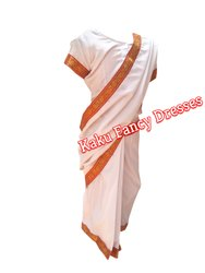 Kids Indira Gandhi Fancy Dress Costume