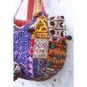 Vintage Women's Banjara Embroidery Shoulder Bag