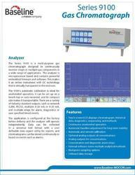 Btex In Ambient Air Analyzer, for Building air handling systems monitoring for air quality and safety