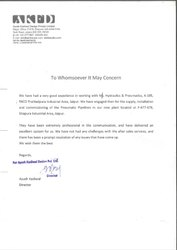 Ayush Kasliwal Design Pvt. Ltd.