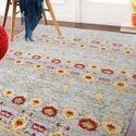 Modern Wool Viscose Handmade Rug For Home
