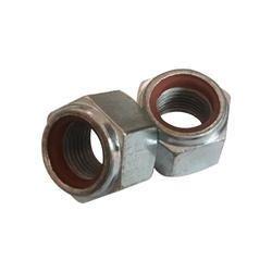 Mild Steel Nylock Nut