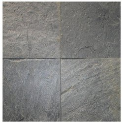 Silver Grey Butching Stone Slate