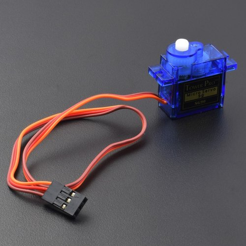 Sg90 Servo 9g Motor RC Robot Helicopter Airplane Boat Controls - MR001