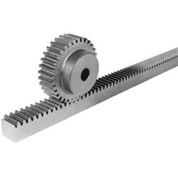 Stainless Steel Rack Pinion Gear