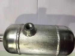 Gahanan SS Condensate Pot