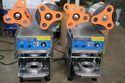 Juice Cup Sealing Machine 80/95mm Dia