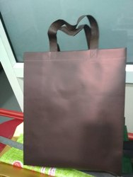 Plain 3L Chocolate Color Box Bags