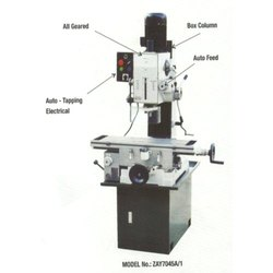 ZAY7045A/1 Drilling and Milling Machine Model