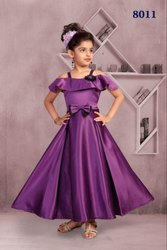 Kids Indo Western Gowns